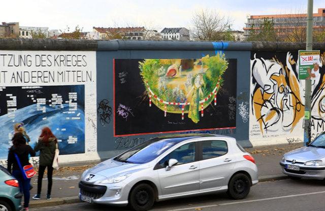 柏林墙壁画_图1-22