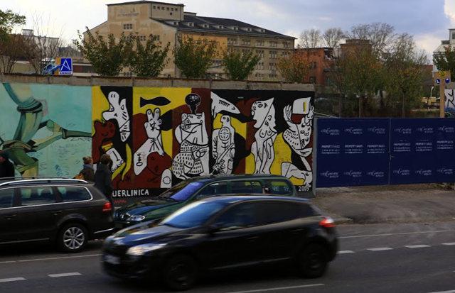 柏林墙壁画_图1-23
