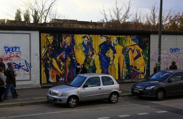 柏林墙壁画_图1-29