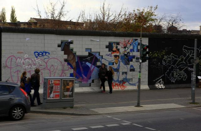 柏林墙壁画_图1-31