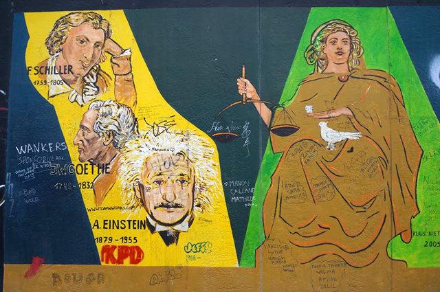 柏林墙壁画_图1-33