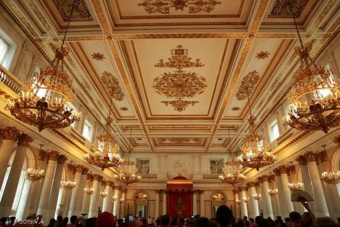 【(二)冬宫 -- 俄罗斯帝国辉煌的宫殿】_图1-5