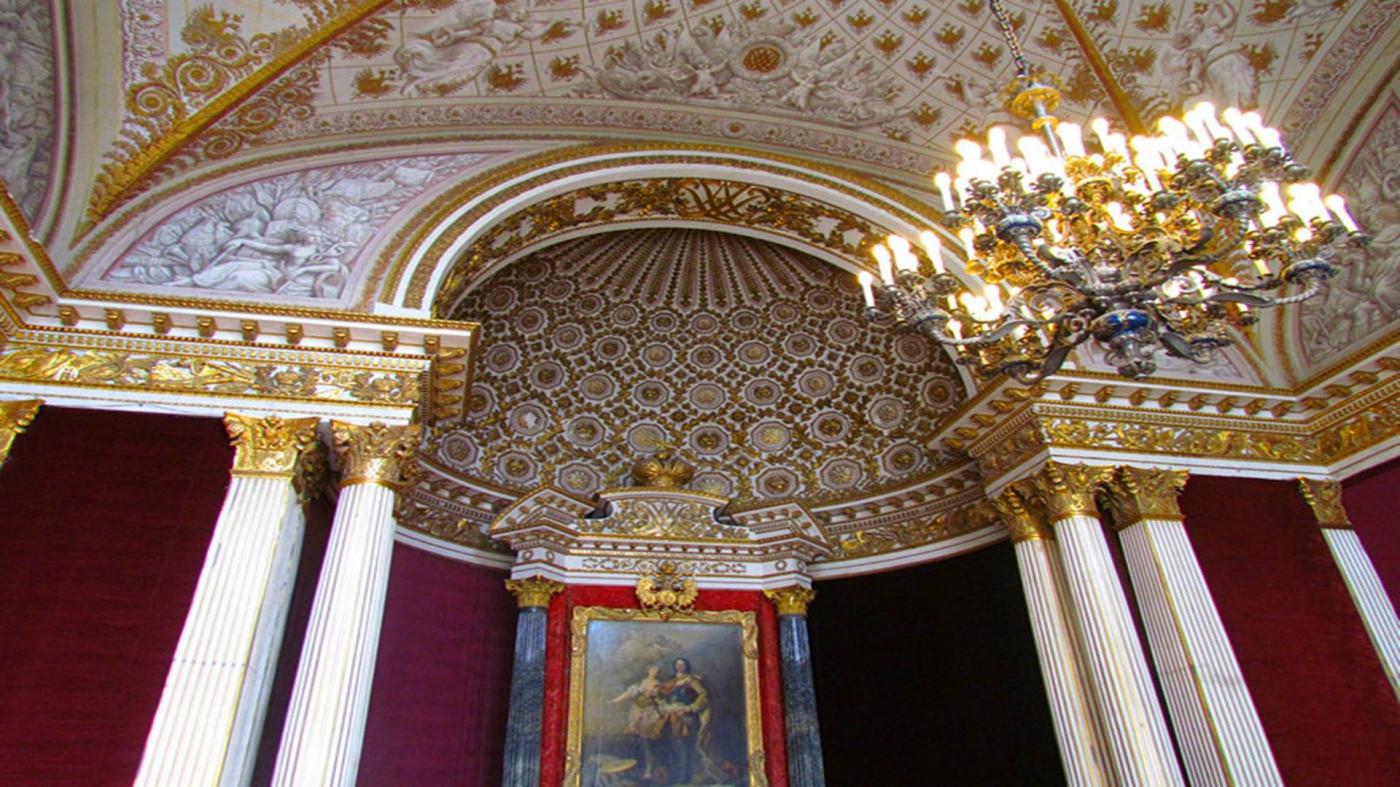【(二)冬宫 -- 俄罗斯帝国辉煌的宫殿】_图1-6