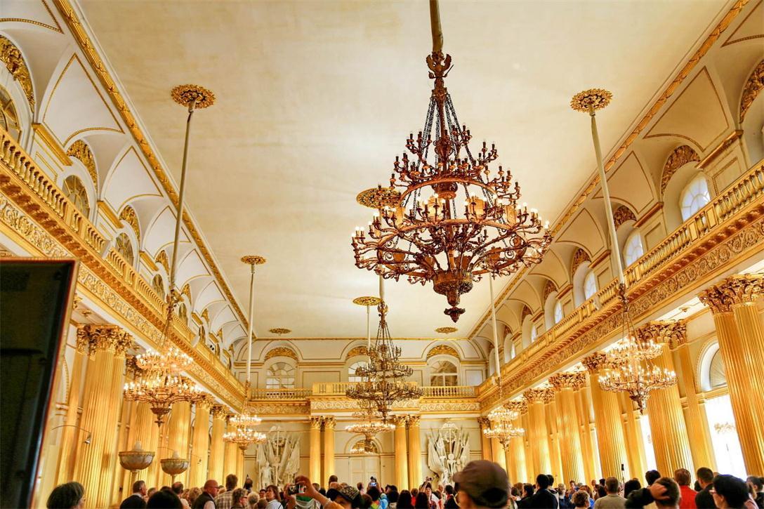 【(二)冬宫 -- 俄罗斯帝国辉煌的宫殿】_图1-7