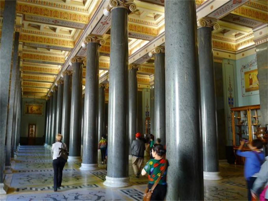 【(二)冬宫 -- 俄罗斯帝国辉煌的宫殿】_图1-8