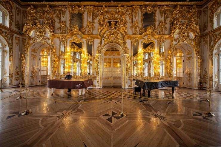 【(二)冬宫 -- 俄罗斯帝国辉煌的宫殿】_图1-9
