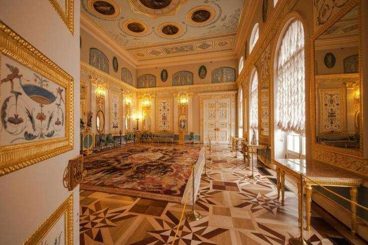 【(二)冬宫 -- 俄罗斯帝国辉煌的宫殿】_图1-11