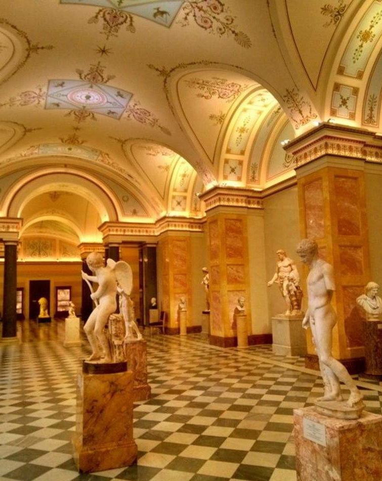 【(二)冬宫 -- 俄罗斯帝国辉煌的宫殿】_图1-12