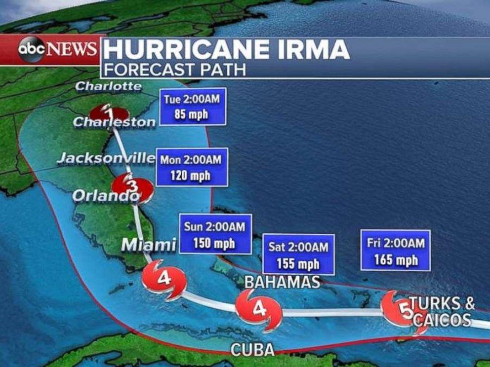 """热带风暴威胁下的佛罗里达""""狂想曲""""_图1-1"""