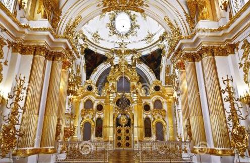 【(三)冬宫--俄罗斯帝国辉煌的宫殿】_图1-4