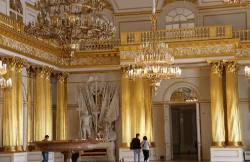 【(三)冬宫--俄罗斯帝国辉煌的宫殿】_图1-5