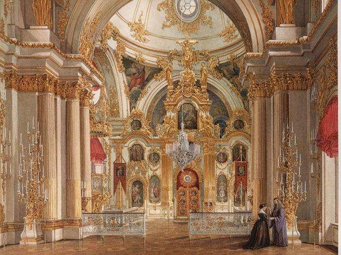 【(三)冬宫--俄罗斯帝国辉煌的宫殿】_图1-12