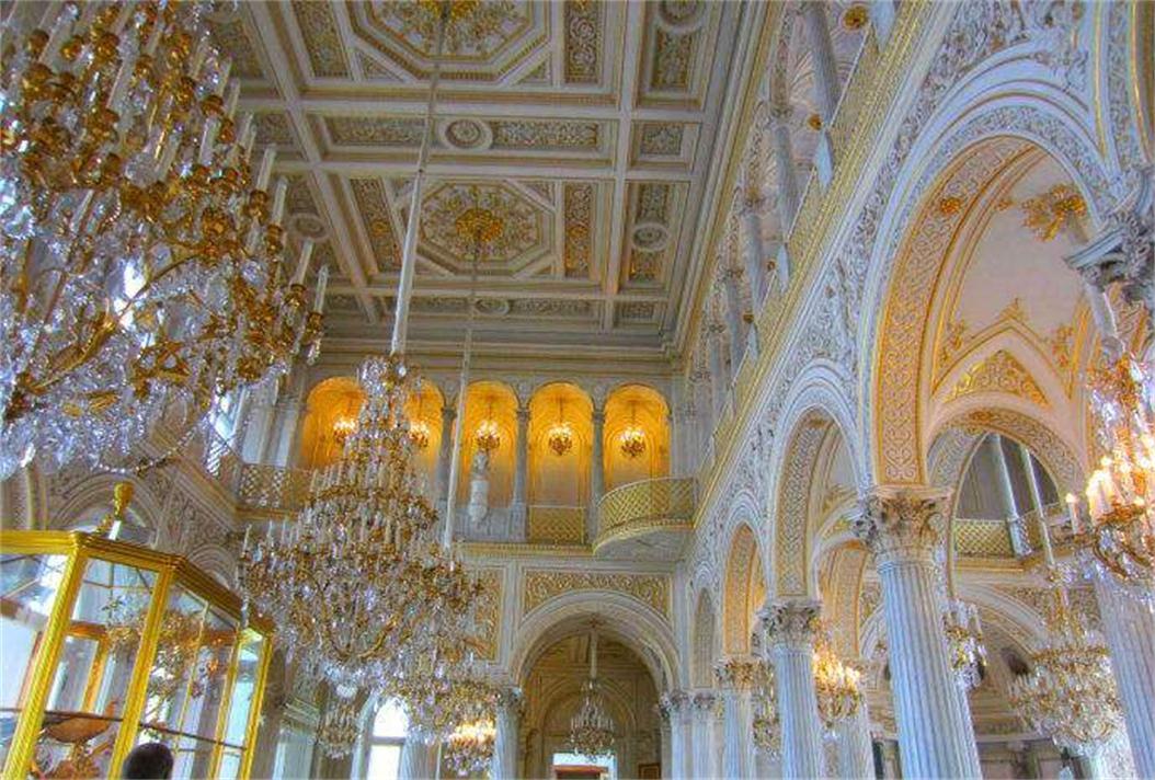 【(三)冬宫--俄罗斯帝国辉煌的宫殿】_图1-16