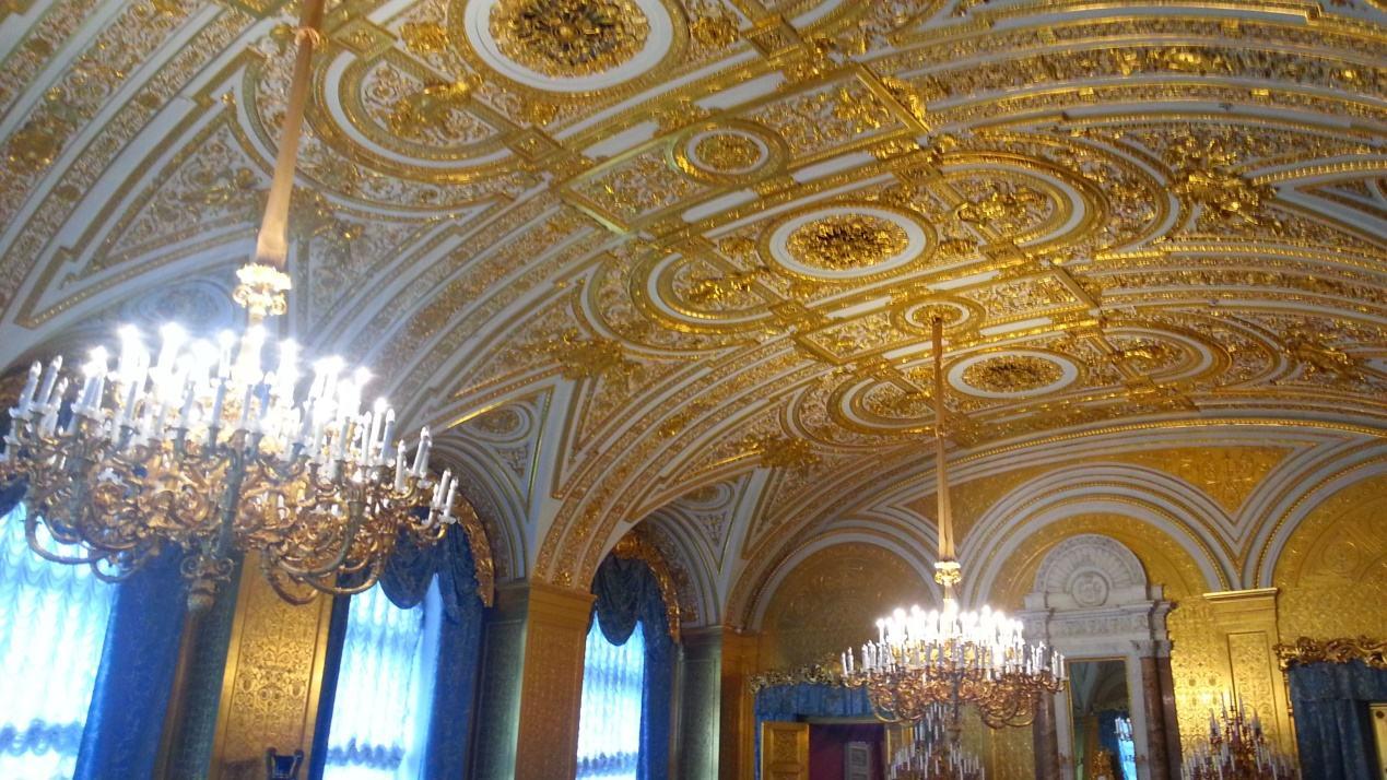 【(三)冬宫--俄罗斯帝国辉煌的宫殿】_图1-20