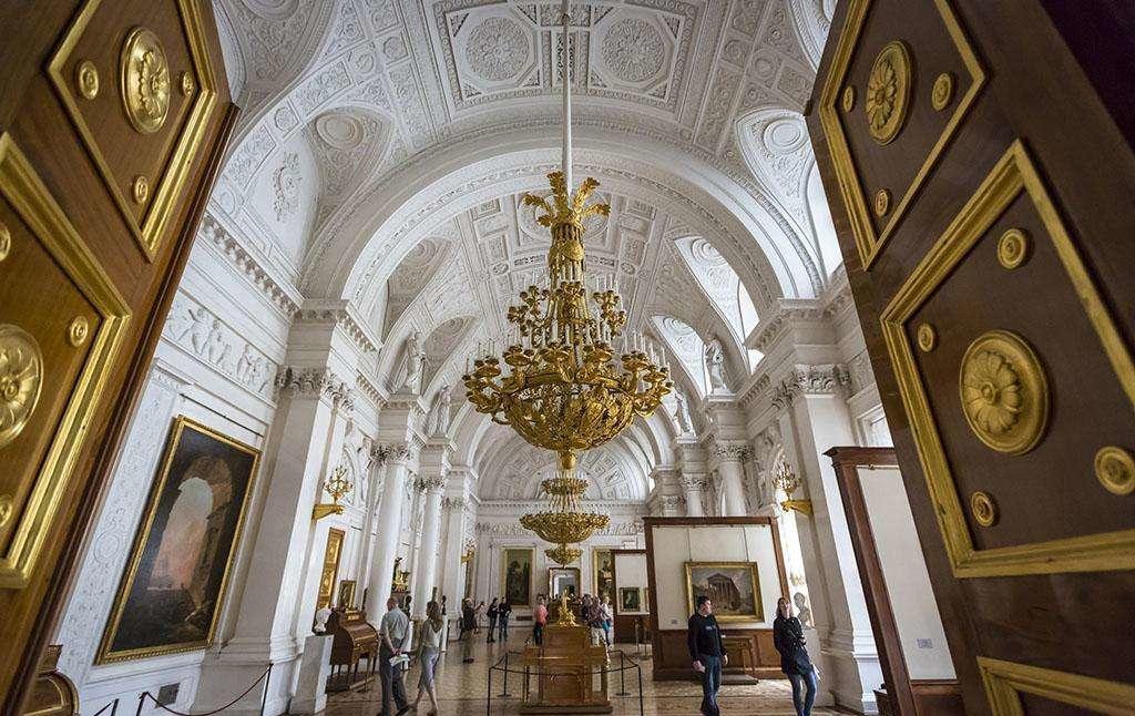 【(三)冬宫--俄罗斯帝国辉煌的宫殿】_图1-24