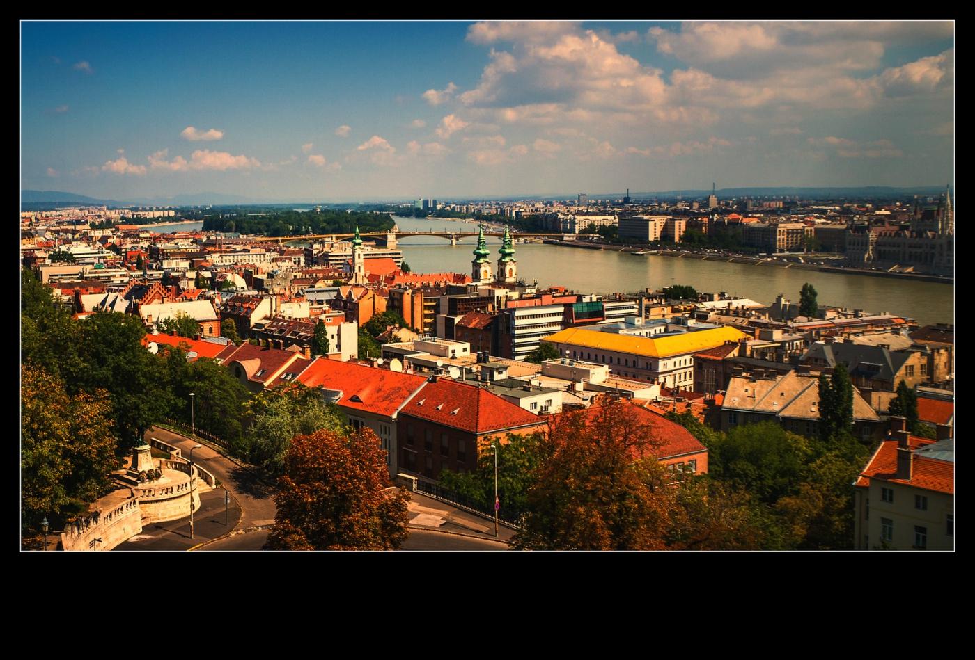 俯瞰布达佩斯,独一无二_图1-5
