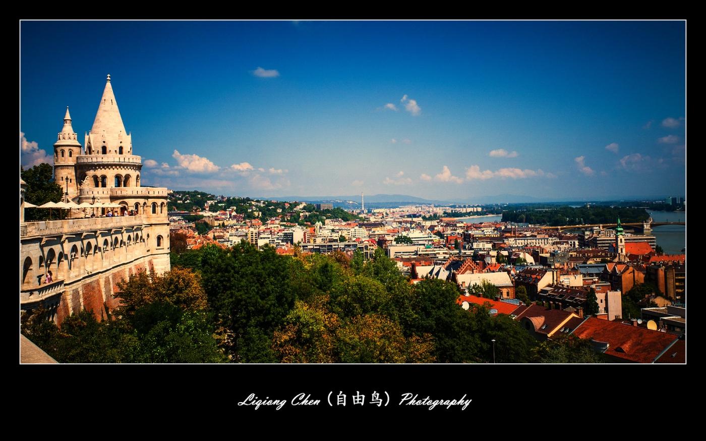 俯瞰布达佩斯,独一无二_图1-4