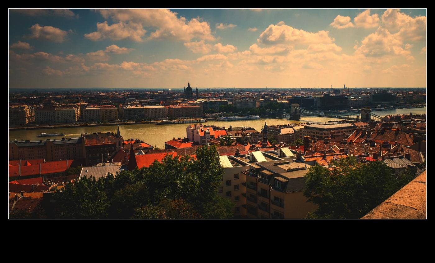 俯瞰布达佩斯,独一无二_图1-6
