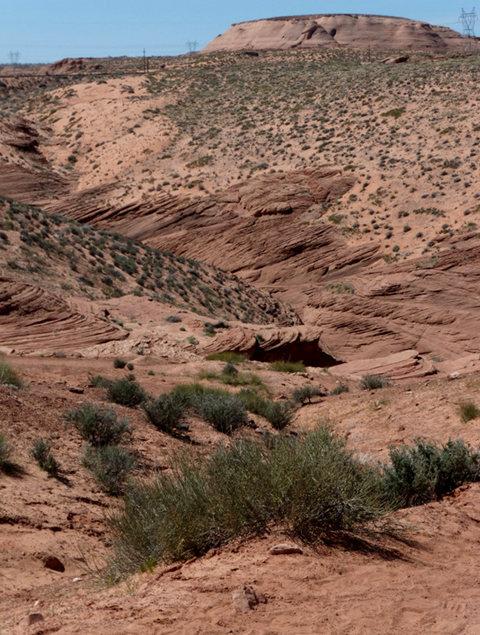 再战犹他州之......羚羊下谷_图1-3
