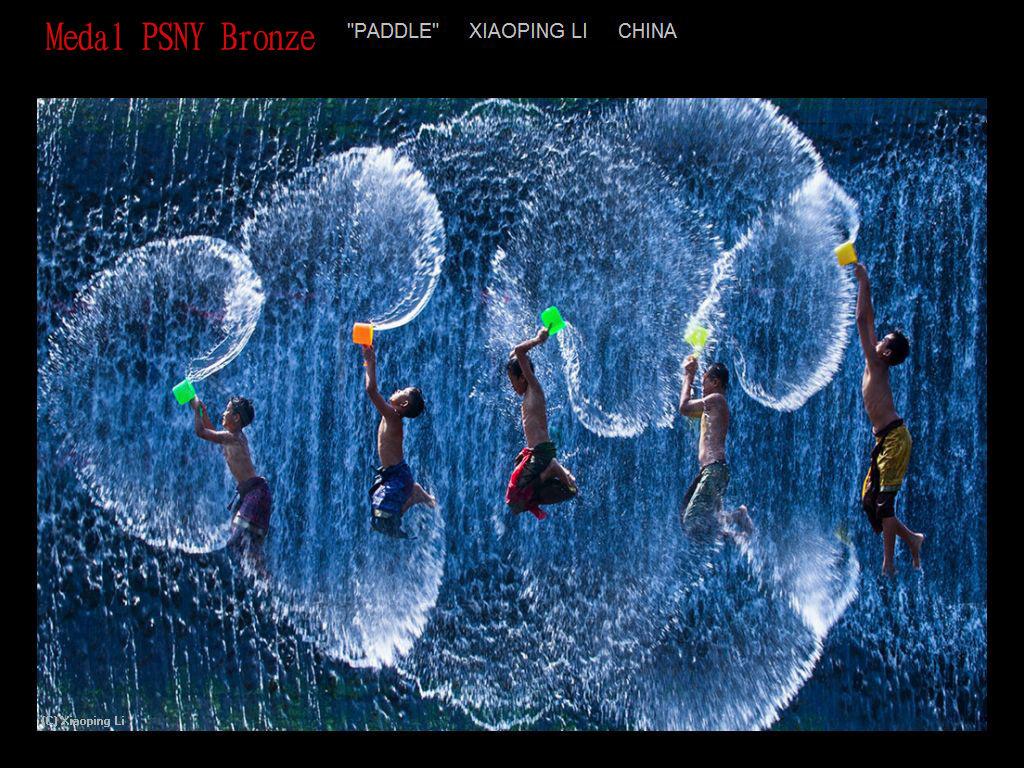 纽约摄影学会2017年沙龍數碼彩色自由題組獲獎作品_图1-24