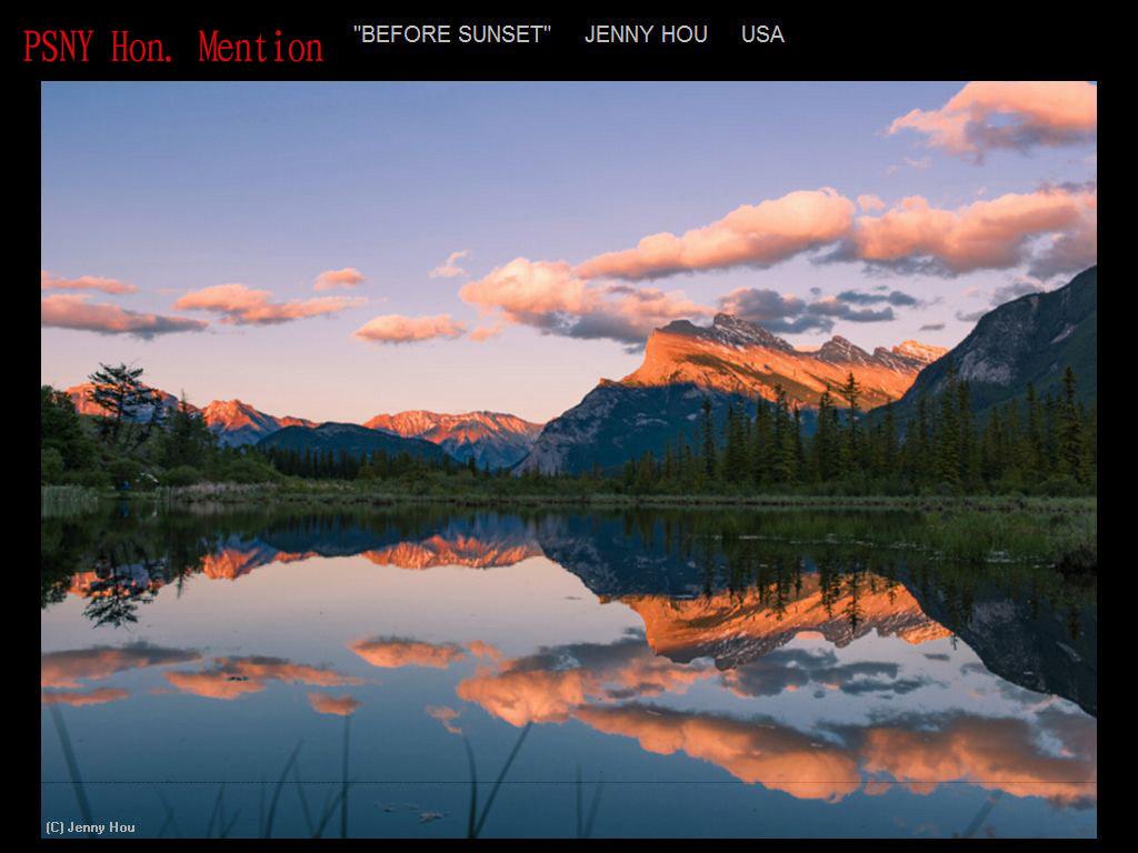 纽约摄影学会2017年沙龍數碼彩色自由題組獲獎作品_图1-9