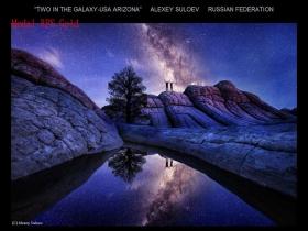 纽约摄影学会2017年沙龍數碼彩色自由題組獲