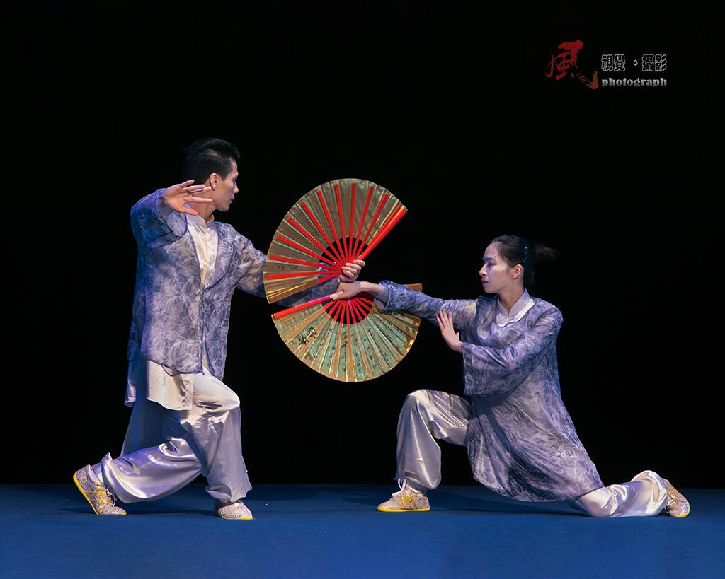 【风】纽约中华武术秀_图1-5