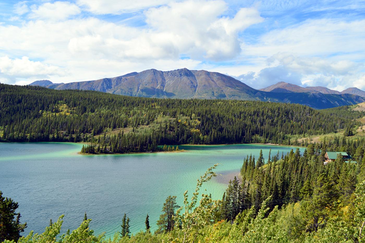阿拉斯加,那山、那水、那人…