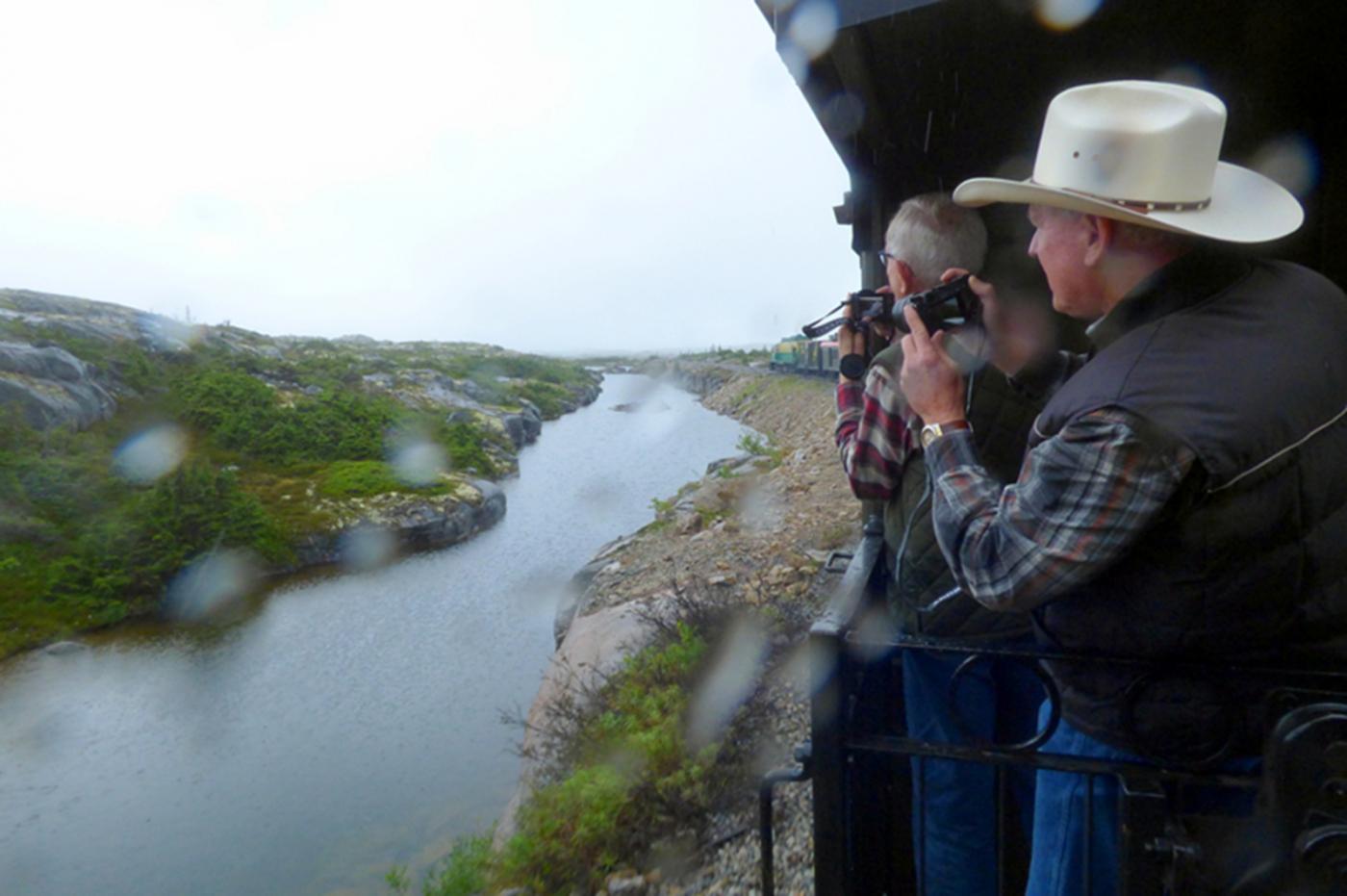 阿拉斯加,那山、那水、那人……_图1-36