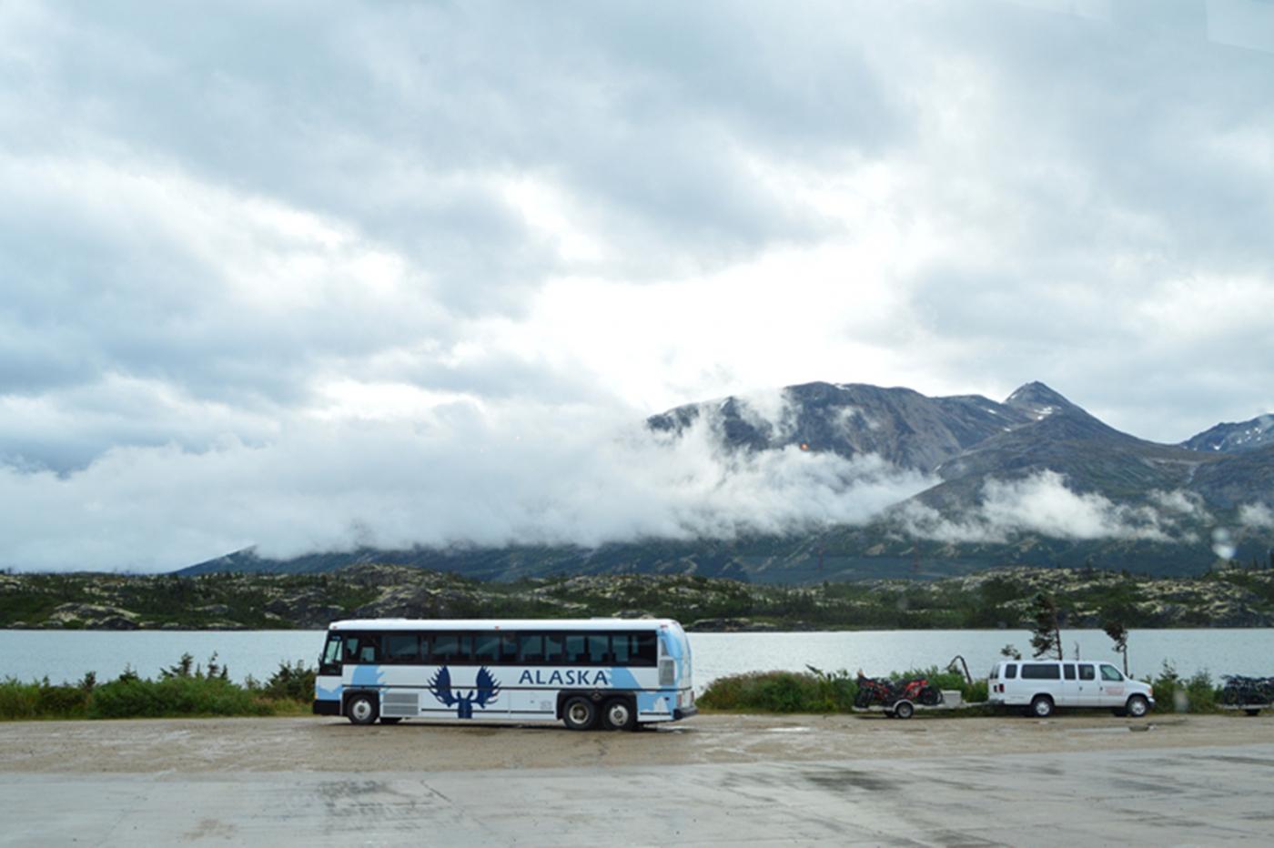 阿拉斯加,那山、那水、那人……_图1-35