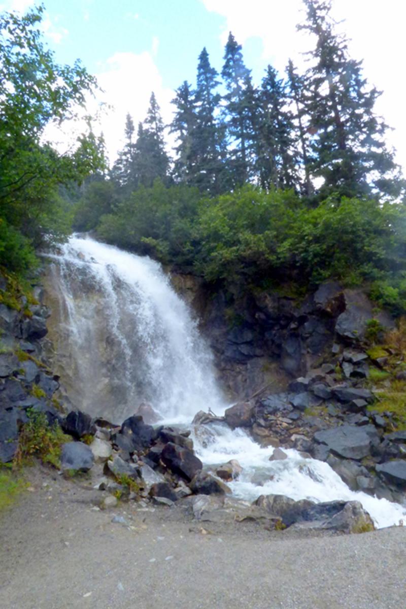 阿拉斯加,那山、那水、那人……_图1-29