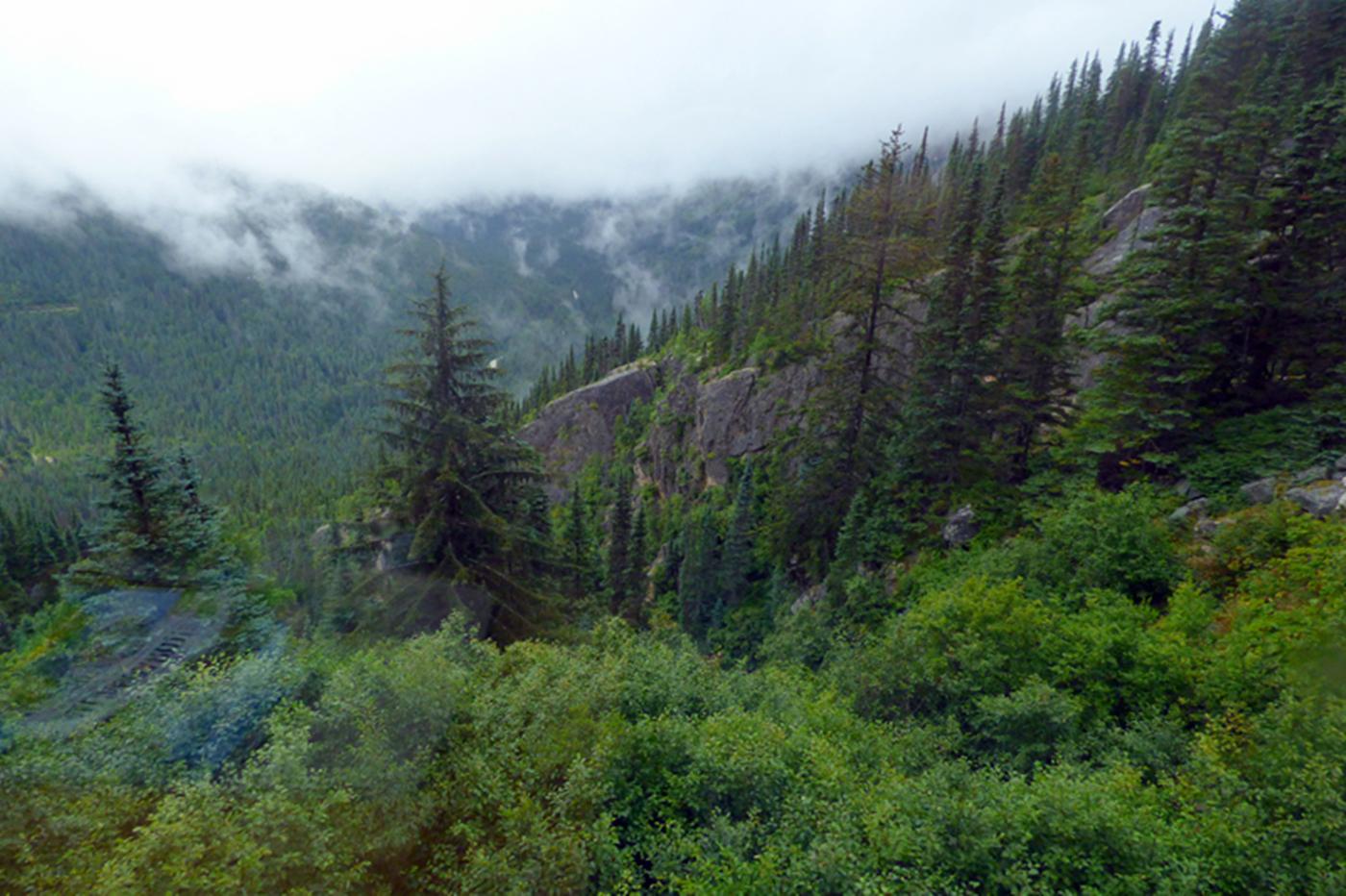 阿拉斯加,那山、那水、那人……_图1-20
