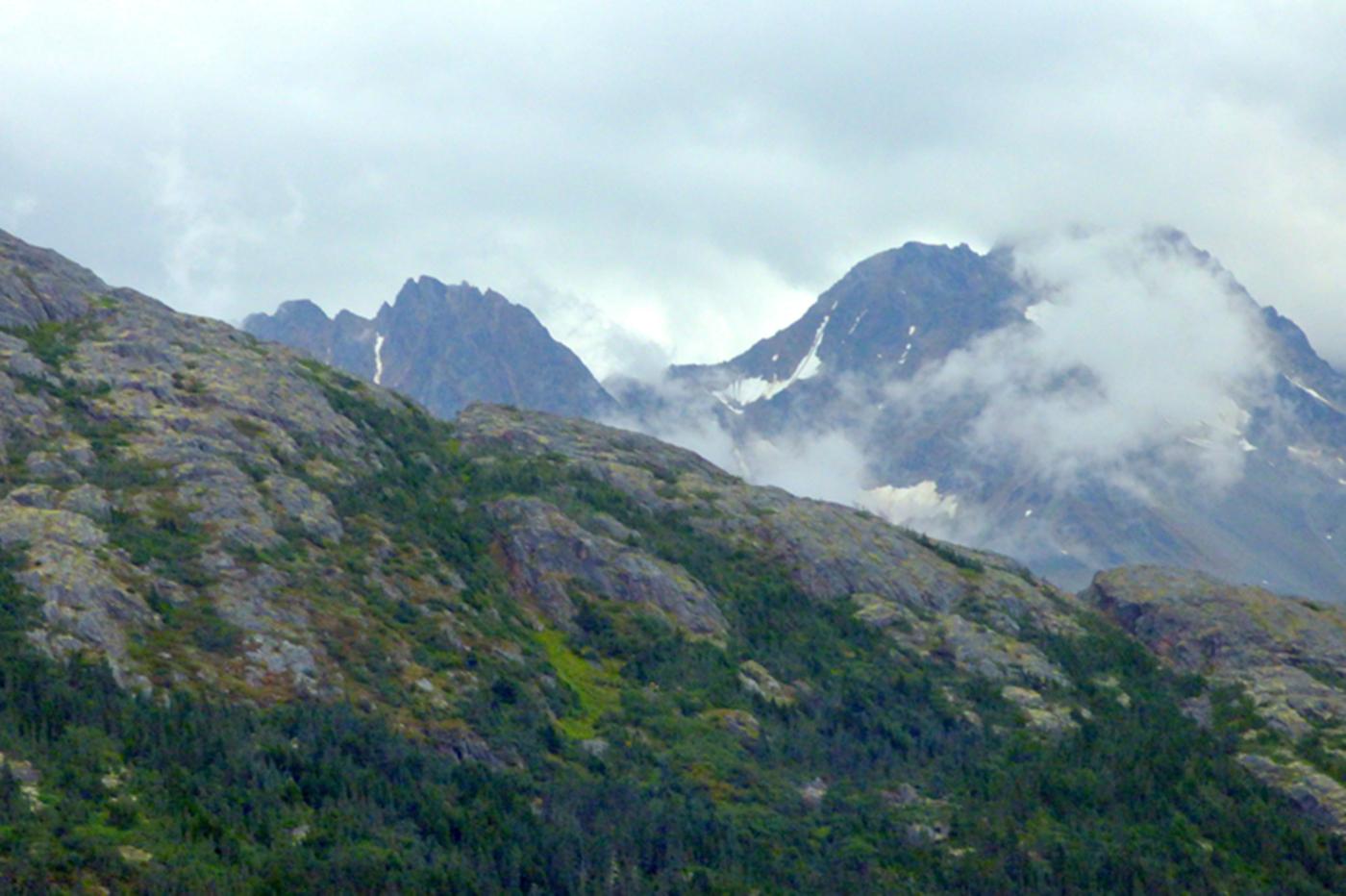 阿拉斯加,那山、那水、那人……_图1-17