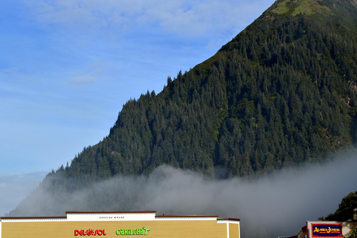 阿拉斯加,那山、那水、那人……_图1-15