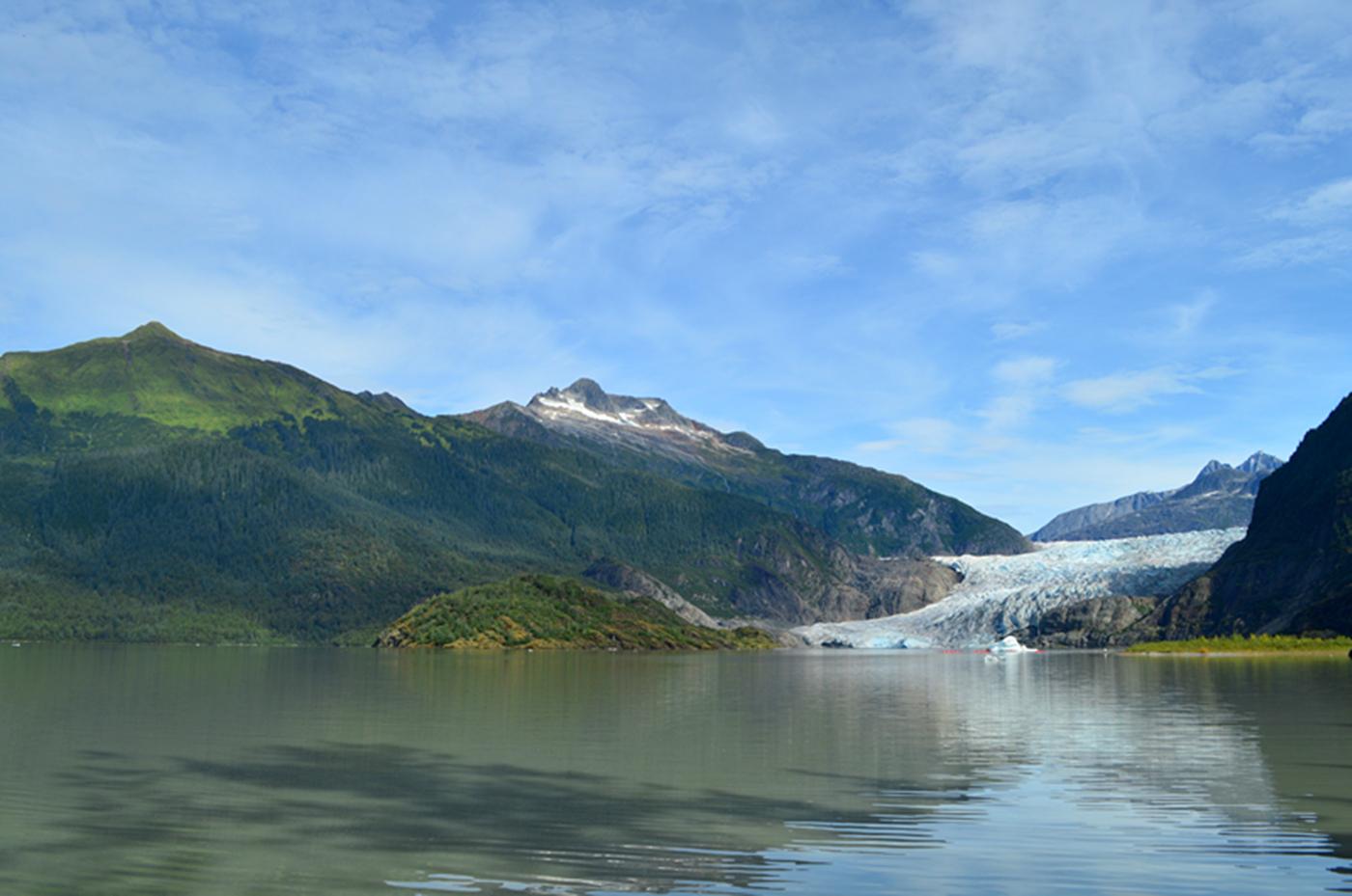 阿拉斯加,那山、那水、那人……_图1-13