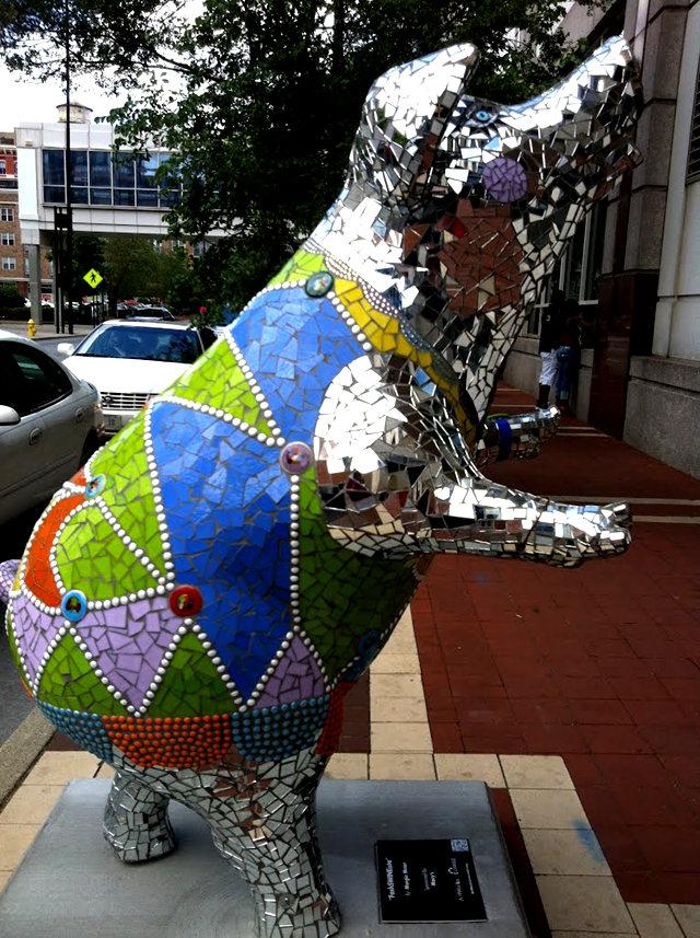克兰夫兰城市雕塑......猪_图1-13