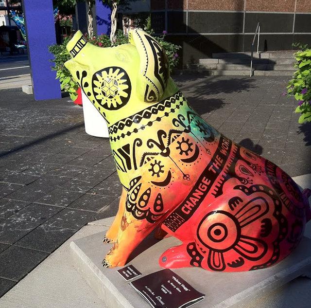 克兰夫兰城市雕塑......猪_图1-29