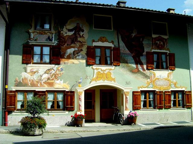 德国壁画城镇......米滕瓦尔德_图1-6