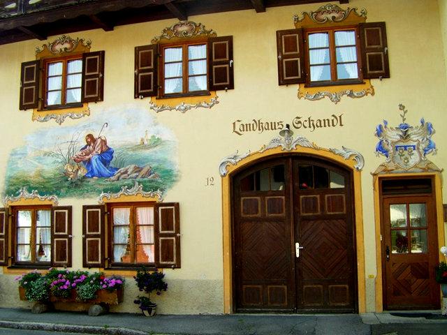 德国壁画城镇......米滕瓦尔德_图1-7