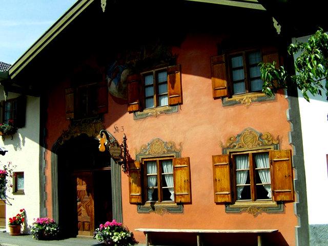 德国壁画城镇......米滕瓦尔德_图1-9