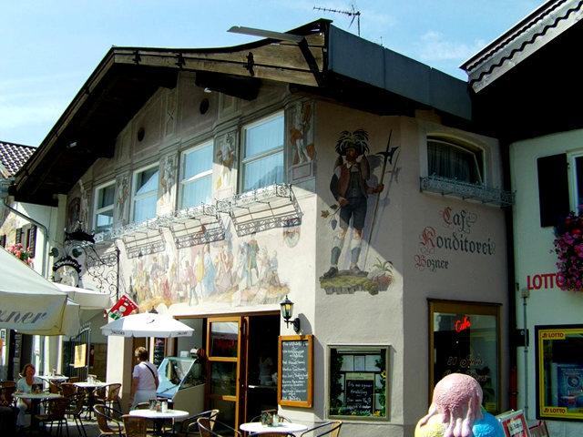 德国壁画城镇......米滕瓦尔德_图1-11