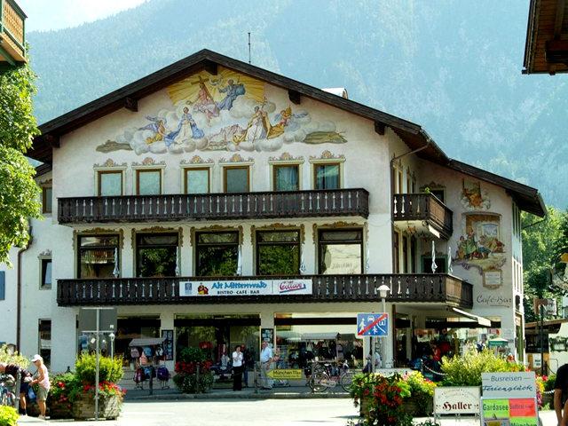 德国壁画城镇......米滕瓦尔德_图1-13