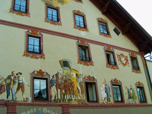 德国壁画城镇......米滕瓦尔德_图1-16