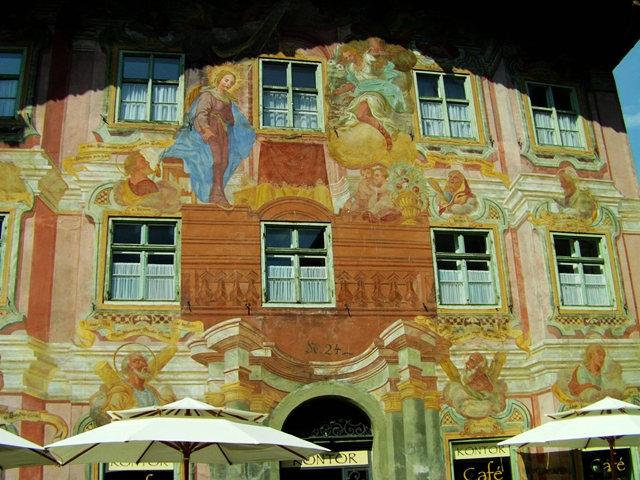 德国壁画城镇......米滕瓦尔德_图1-17