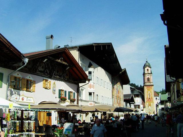 德国壁画城镇......米滕瓦尔德_图1-18