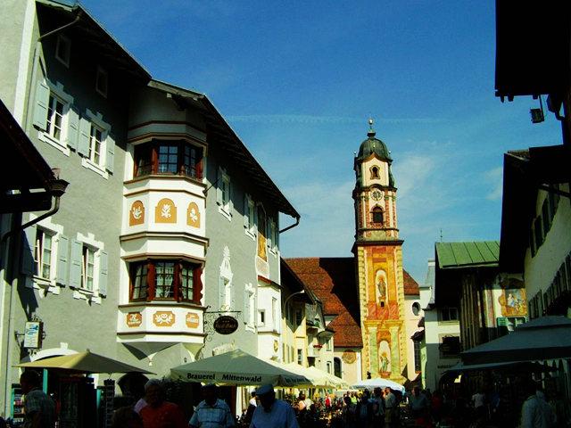 德国壁画城镇......米滕瓦尔德_图1-19
