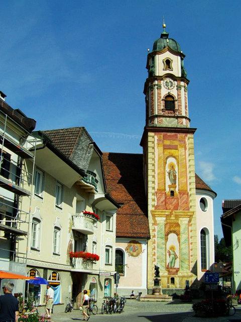 德国壁画城镇......米滕瓦尔德_图1-20