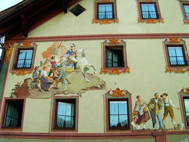 德国壁画城镇......米滕瓦尔德_图1-22