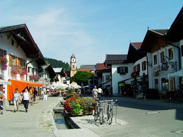 德国壁画城镇......米滕瓦尔德_图1-27