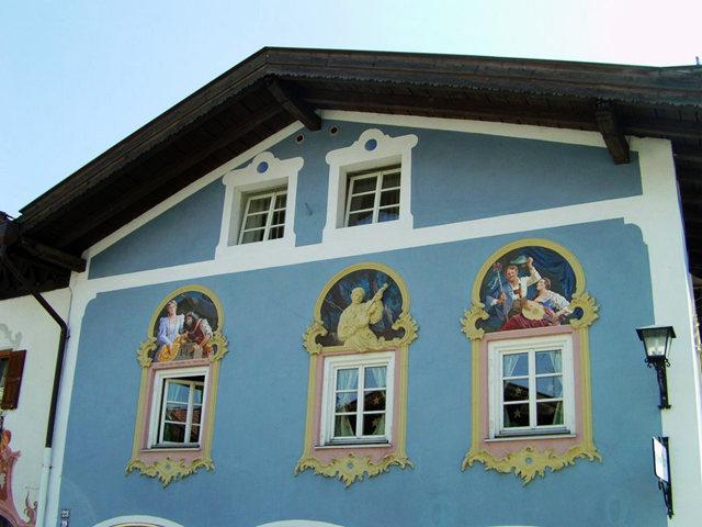 德国壁画城镇......米滕瓦尔德_图1-29